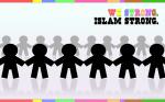 Kebersamaan Moslem..